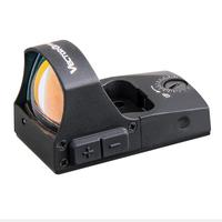 Vector Optics Spirit 1x25 Pistol Glock 17 19 Mini Red Dot Sight 3MOA Dot Size on/off Switch & Auto Light Sense