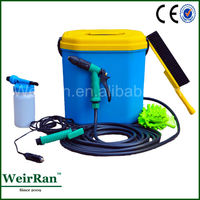(101191) 16L multipurpose completed accessories dc12v electric portable car wash supplies wholesale