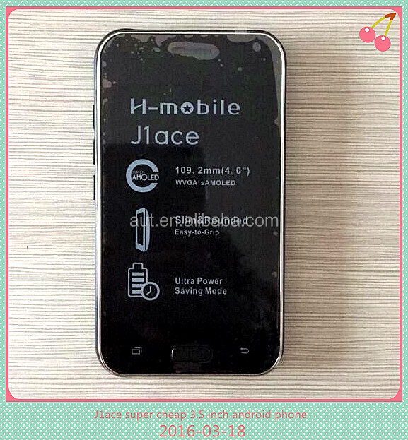 4.0 inch super cheap android mobile phone J1ace