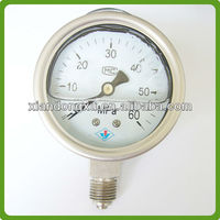 Durable Seismic Engine Oil Pressure Gauge