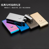 cigarette lighter 5 Styles USB Rechargeable Flameless Electric lighters cigarette lighter usb cable rainbow colored smoke cigar