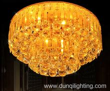 K9 Chinese Crystal hotel gold crystal chandelier