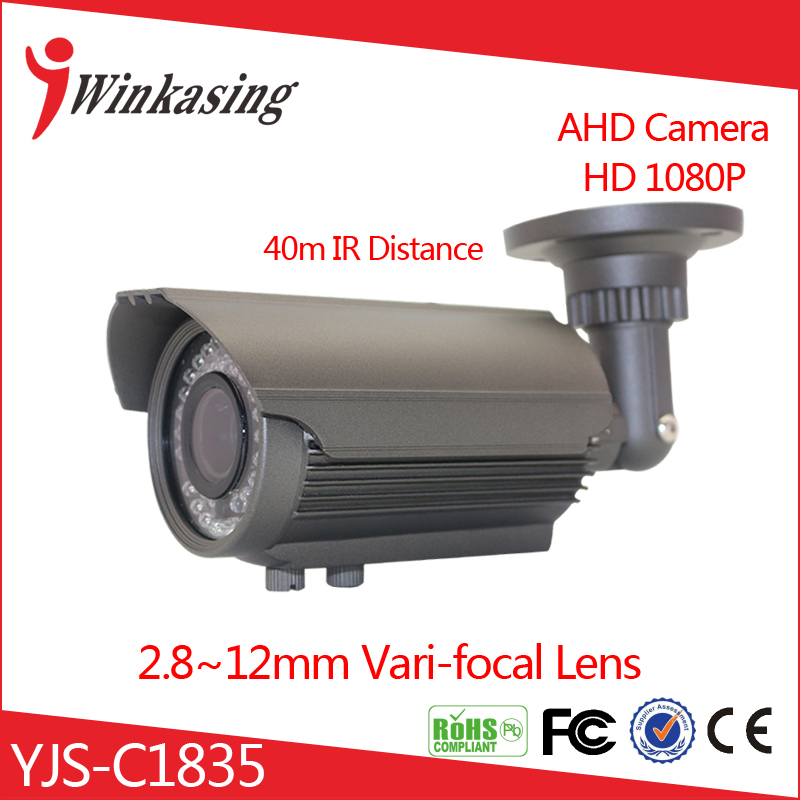 Factory price 1080p ahd camera YJS-C1835 cctv ahd camera