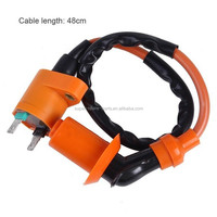 Performance 2-stroke engine ignition coil