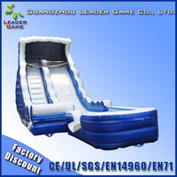 Hot inflatable slide for pool,inflatable water slide,children inflatable pool with slide