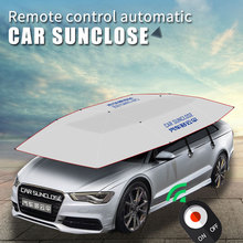 SUNCLOSE car wing protective cover remote control car parking lock remote control car cover