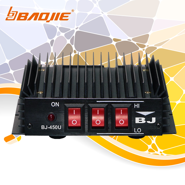 BAOJIE BJ-450U Brand Name FM Radio Receiver Amplifier