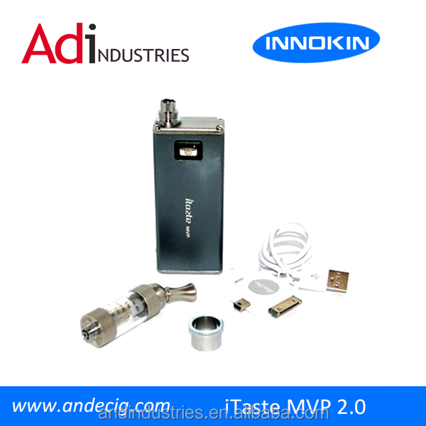 Hot Selling E Cigarette Itazte MVP Original Innokin Itaste MVP 2.0, Innokin Itaste MVP V3.0 On Sale