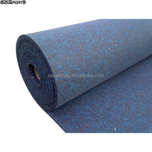 Most Popular Gym Used EPDM Rubber Flooring with Cheap