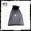Multifunctional excellent customized organza gift bag with great price