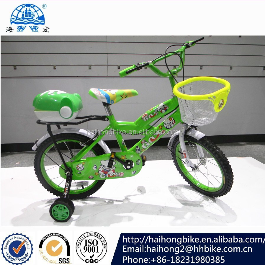 12 14 16 inch new models baby bicycle kids bike children bicycle chopper bike with plastic back basket