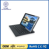 Intel Atomx5 quad-core 1.44ghz tablet pc 2 in 1 tablet pc with keybord and sim slot card
