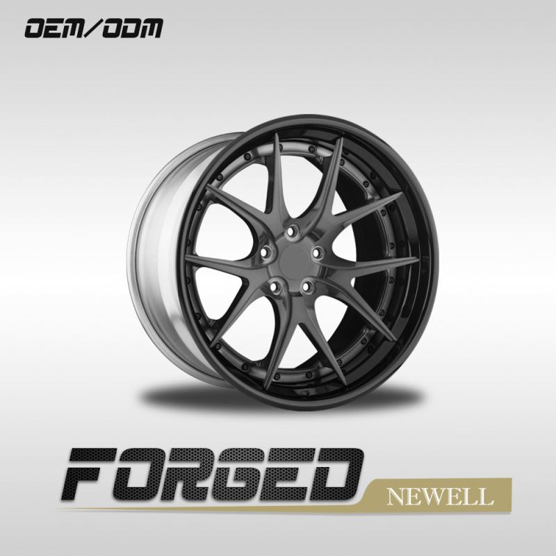 Forged Wheels Rims Car Alloy Wheels 18 Inch 9.00x22.5 Weight Wheel