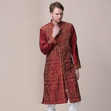 Indian kashmiri punjabi kurta collar designs for men