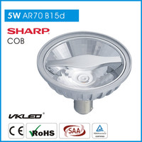 Wholesale Price AR70 5W 4000K LED AR70 5W Interior Decoration