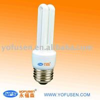 2U cfl energy saving lamps