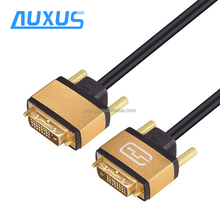 Computer High Quality 24+1 Alumimum casing DVI to DVI cable for Monitor