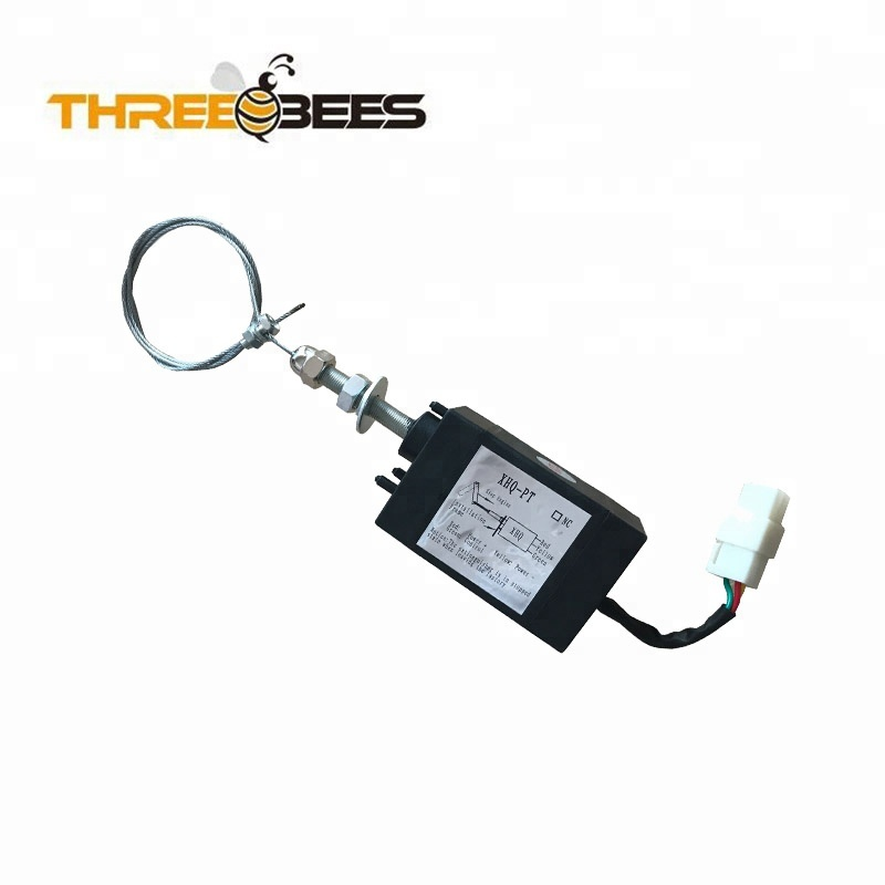 High Quality Diesel <strong>Engine</strong> 12V Fuel Stop Solenoid XHQ-PT