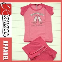 Girls Clothes/Children's Clothing Sets(KN-CS-36)