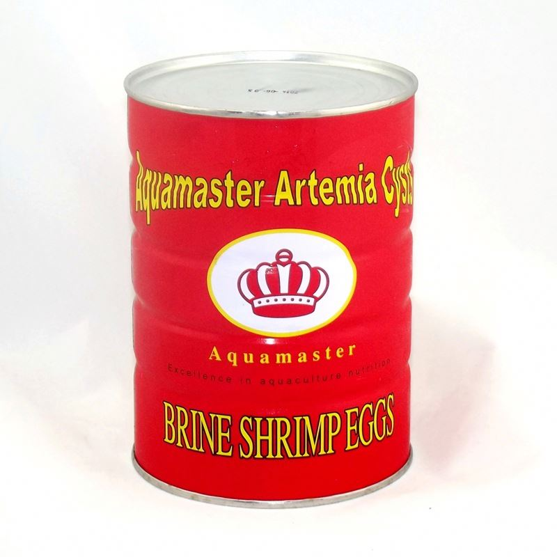 Brine Shrimp Eggs (Artemia Cysts) 90% Hatch Rate Fish Food Free Shipping