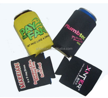 Factory Prices Logo printing Stubby cooler Can holder