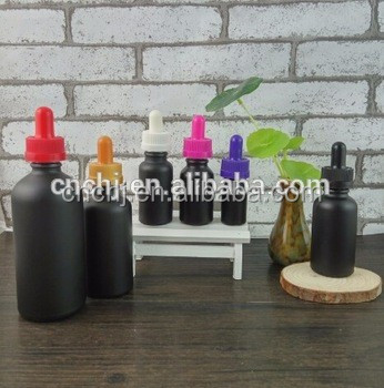 Wholesale Manufacturers 15ml 30ml 50ml design your own perfume glass bottle with colorful cap