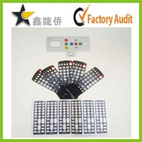 14 Years Gold Supplier Customized Switch Remote Control Switch Panel Sticker