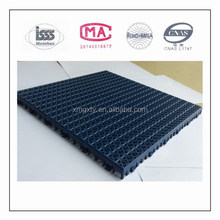Simple Install Suspended Assembled Sports Flooring PP material for volleyball /tennis court