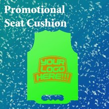 Basketball Jersey Promotional Cushion for Cheering Events