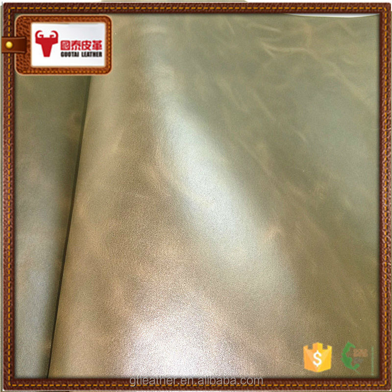 Cow finished bovine genuine leather hides for sale