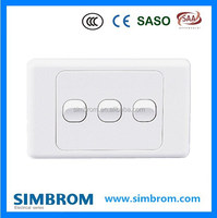 Australia light wall switch socket saa