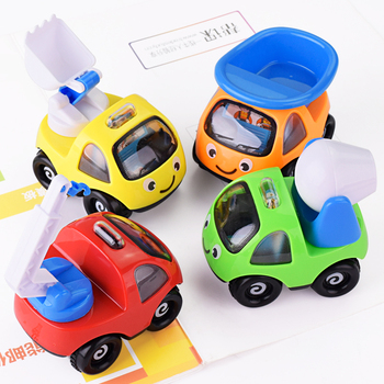 OEM ODM factory custom high quality colorful plastic toys kids car