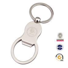K03058 New design blank compass bottle opener keychain