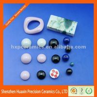 High precision finishing zirconia fashion ceramic decoration ceramic