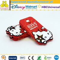 NBCUniversal Audited Factory 3d Printing Phone Back Cover Custom for Universal Silicone Phone Case