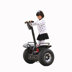 electric chariot scooter 2 wheel self balance electric scooter / smart balance electrical scooter