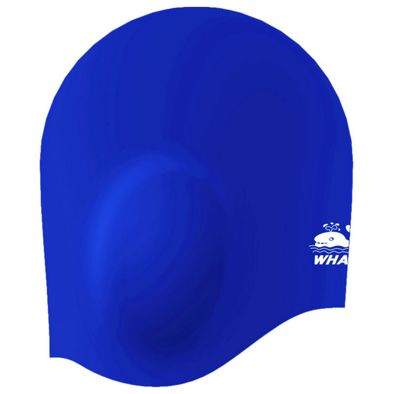 fashional print silicone swim cap,caps swimming pool