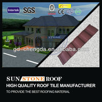Popular Used Africa Roofing Material/ Good Price Stone Metal Roof
