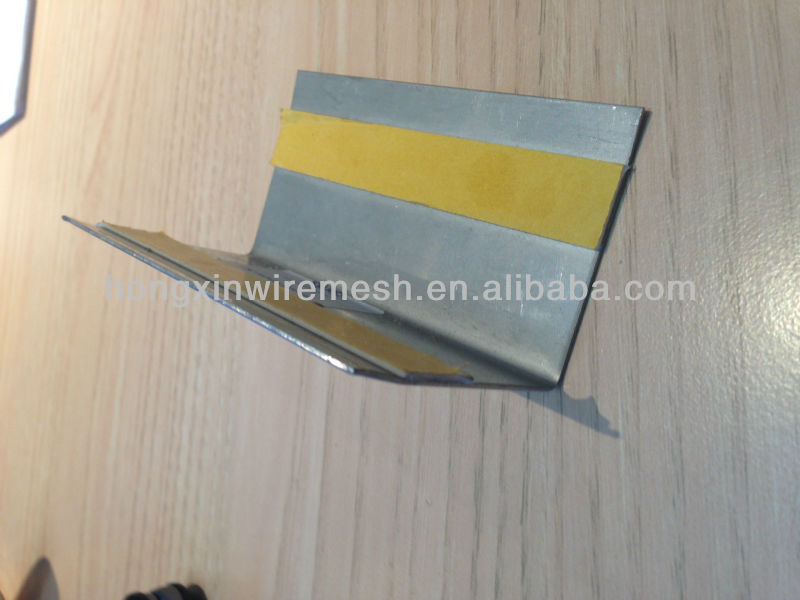 decorative stainless steel corner protection/corner bead supplier from china