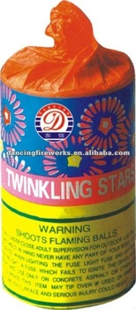 TWINKLING STARS FOUNTAINS FIREWORKS TOY