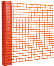 Traffic or Construction virgin HDPE Orange Fence net