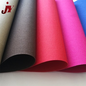 Fabric Factory China Manufacture 600D Polyester Oxford Bags Fabric With PVC Coating