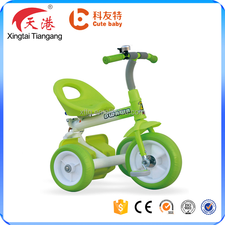 Hot sale on alibaba folding kids tricycle / baby trike toys/ children tricycle bike