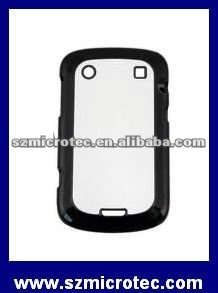 Sublimation cases for blackberry 9900 case cover