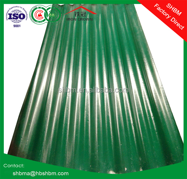 mgo roofing sheets from Shenghang Company