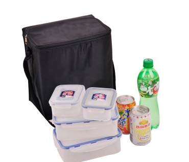 2015 HSTD cheap solar cooler bag,cooler bag with speaker from china