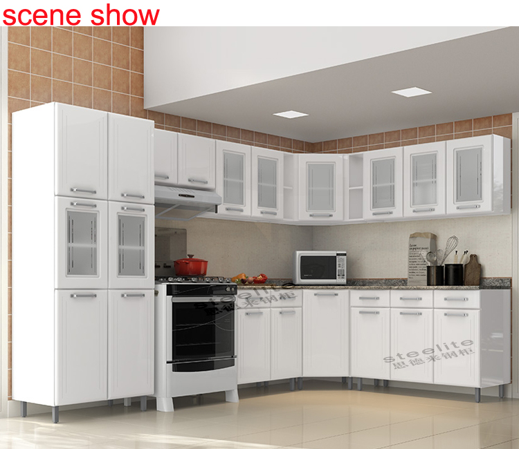 low cost modular homes china made l shaped modular kitchen cabinet designs