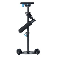 Handheld 28~40cm Black Carbon Fiber Video Camera Stabilizer Steadicam Steadycam S40T for Canon Nikon Go Pro AEE DSLR Camera