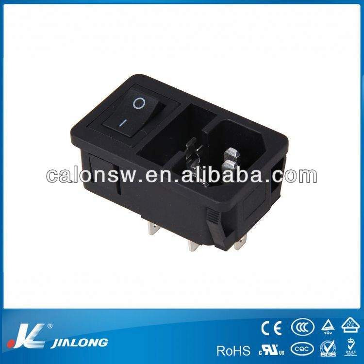 4 pin power switch