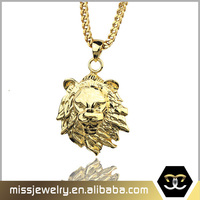 2016 New design 18k real gold plated jewelry pendant wholesale